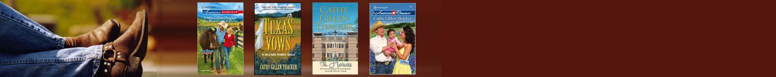 cathy gillen thacker series list